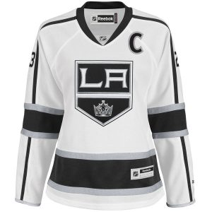 Dustin Brown Los Angeles Kings Reebok Women's Premier Player Jersey