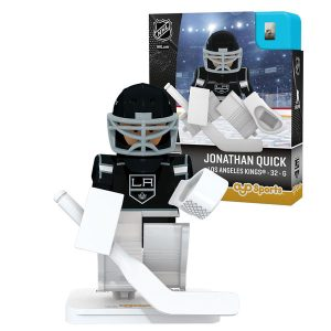 Los Angeles Kings Jonathan Quick OYO Sports Goalie Player Figurine