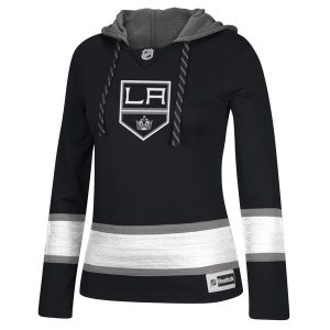 Los Angeles Kings Reebok Women's Jersey Pullover Hoodie