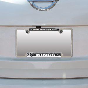 Los Angeles Kings WinCraft Metal License Plate Frame