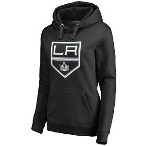 Los Angeles Kings Women's Primary Logo Fleece Pullover Hoodie