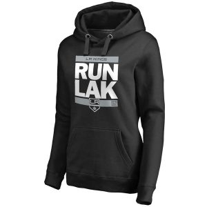 Los Angeles Kings Women's RUN-CTY Pullover Hoodie