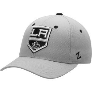 Los Angeles Kings Zephyr Crosscheck Fitted Hat