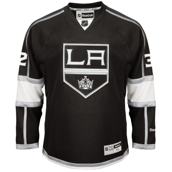 e88a26c1c7323 Reebok Jonathan Quick Los Angeles Kings Premier Player Jersey