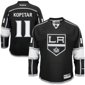 Anze Kopitar Los Angeles Kings Reebok Away Premier Jersey – White