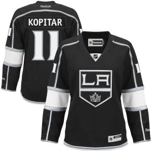 Anze Kopitar Los Angeles Kings Reebok Women's Premier Player Jersey – Black