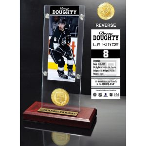 Drew Doughty Los Angeles Kings Highland Mint Player Ticket Acrylic