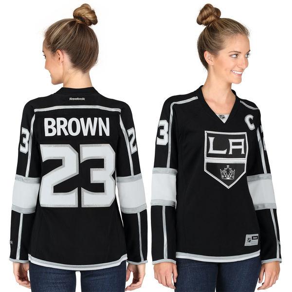 Dustin Brown Los Angeles Kings Reebok