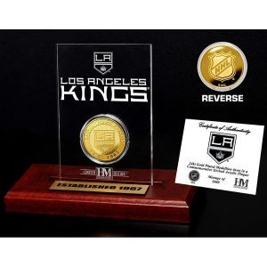 Los Angeles Kings Highland Mint 3″ x 5″ Acrylic Team Coin Display