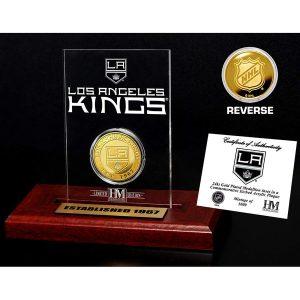Los Angeles Kings Highland Mint 3″ x 5″ Acrylic Team Coin Display