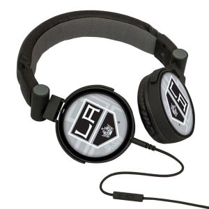 Los Angeles Kings Oversized DJ Headphones