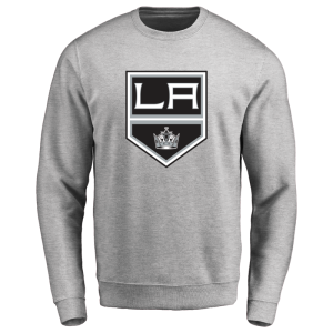 Men's Los Angeles Kings Design Your Own Crewneck Sweatshirt