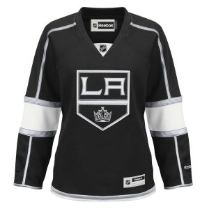 Reebok Los Angeles Kings Womens Premier Home Jersey – Black