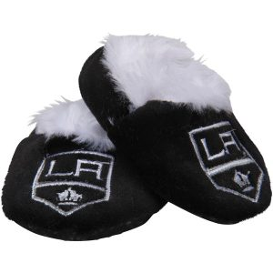 Los Angeles Kings Infant Bootie Slippers – Black