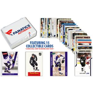 Dustin Brown Los Angeles Kings Collectible Lot of 15 Trading Cards